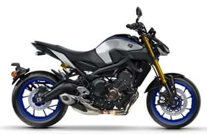 Yamaha MT-09 SP (2018-2020)